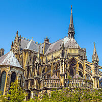 Reims Kathedrale Notre Dame