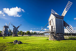 Malerische Insel Saaremaa