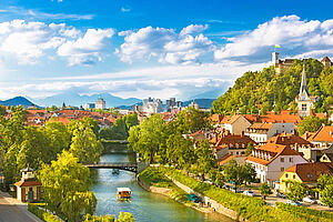 Ljubljana – Das Herz Sloweniens