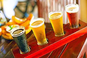 Auf den Spuren belgischen Bieres