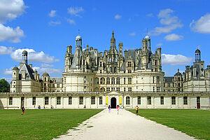Loire-Schlösser im weihnachtlichen Glanz
