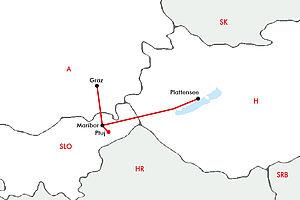 Genussreise im Dreiländereck Ungarn, Slowenien & Österreich