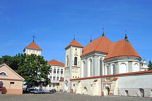Die Schönheiten von Lettland & Litauen