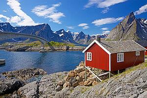 Nordkap & Lofoten auf der Postschiffroute