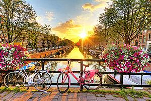 Zwei Holländer auf einen Streich! Amsterdam & Den Haag