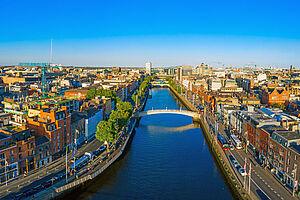 Dublin - Irlands pulsierende Hauptstadt