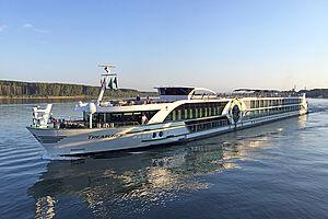 Silvesterzauber auf der Donau mit der MS Treasures