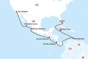 Faszination Panamakanal & Urwälder Mittelamerikas