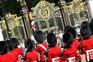 London - zu Gast bei den Royals