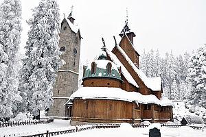 Märchenhafter Advent im Polnischen Riesengebirge