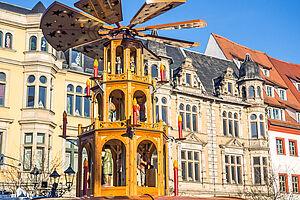 Advent im Hotel Schloss Schweinsburg