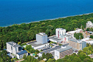 Kurreise Kolberg ***Hotel Kielczanka