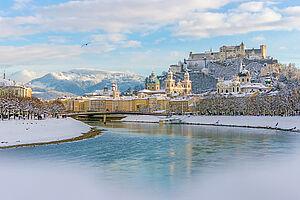 Stille Nacht, Heilige Nacht! - Advent im Salzburger Land