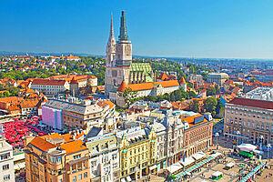 Kurztrip Zagreb