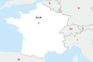 Paris - die Hauptstadt entdecken