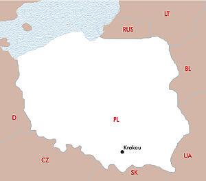 Mittendrin: Krakau