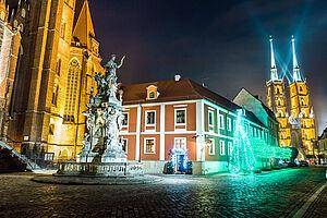 Weihnachtsglanz & Lichterzauber in Breslau