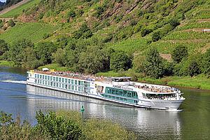 Adventkreuzfahrt auf dem Rhein mit der MS LADY DILETTA