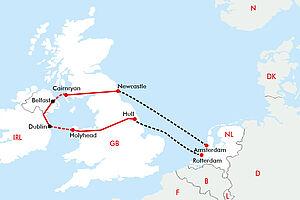 Dublin & Belfast Faszinierende Gegensätze