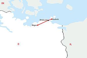 Hanse Sail Rostock meets Rügen