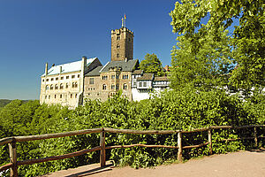 Erholung pur im Thüringer Wald