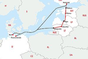 Tere tulemast Baltikum! Herzlich Willkommen!