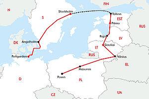 Baltikum zum kleinen Preis