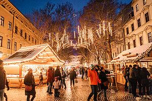 Besinnliche Weihnachten in Weimar