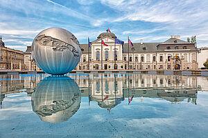 4 Weltmetropolen - Ein Volltreffer im Herzen Mitteleuropas!