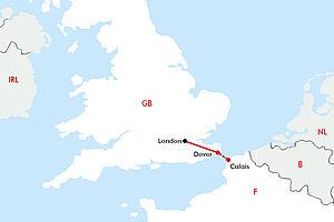 Schnäppchenreise London