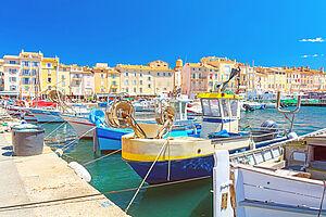 Highlights der Côte d'Azur