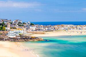 Cornwall - Paradies im Süden Englands