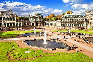 Elbradweg Prag & Dresden