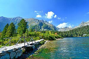Naturparadies Hohe Tatra im ****Grandhotel