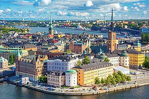 """Stockholm - die """"Schöne"""" am Wasser"""