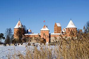 Wintervergnügen Baltikum