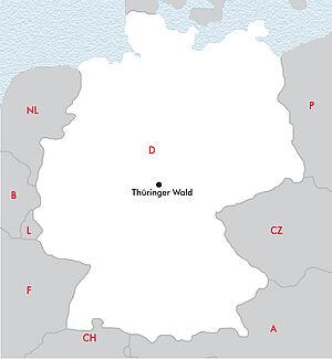 Saisonfahrt in den Thüringer Wald