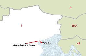 Terme Abano - Montegrotto - Urlauben wie Herkules