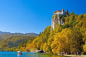 Wandern in den Julischen Alpen