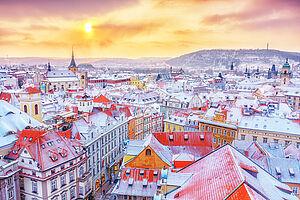 Festtagszauber in Prag
