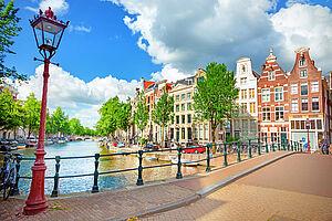 Amsterdam – Grachten, Gassen & Gouda