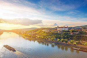 Donau Erlebnis mit der MS Viva Tiara