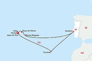 Einmaliges Inselarchipel: Azoren intensiv erleben mit der Vasco da Gama