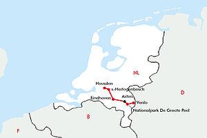 Silvester in den Niederlanden