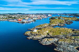 Erlebnis norwegische Fjordwelt mit AIDAprima