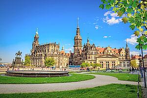 Dresden und Prag einfach smart