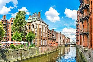 Hamburg & das Alte Land