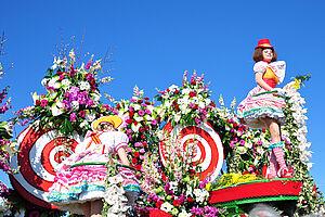 Frühlingsfeste in Südfrankreich – Karneval & Zitronenfest