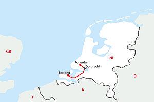 Zeeländisches Inselflair & Welthafen Rotterdam