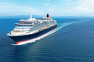 Kurze Auszeit mit der Queen Victoria von Kiel bis nach Southampton